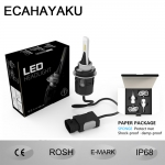 small size LED headlight